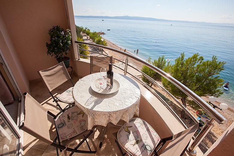 Apartments Šimić, Tučepi - balcony