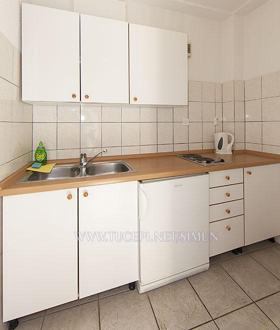 apartment Šimun Mijačika, Tučepi - kitchen