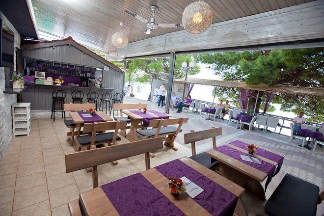 restaurant Tamaris, Tučepi
