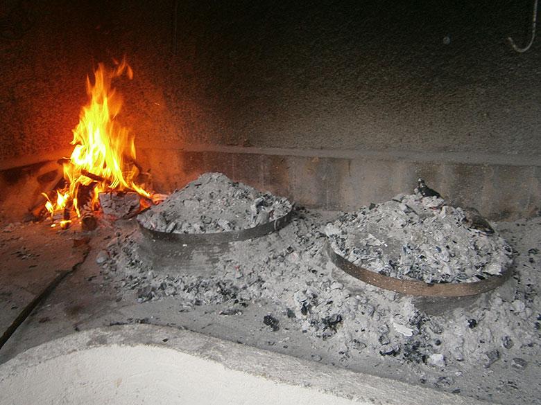 Villa Stina, Tučepi - traditional food