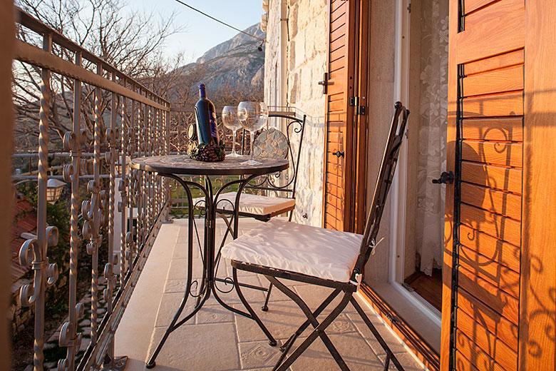 Villa Stina, Tučepi - balcony