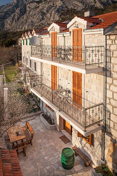 Villa Stina, Tučepi - house