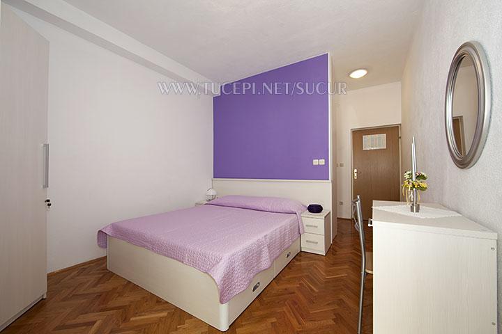apartment Šućur, Tučepi - bedroom