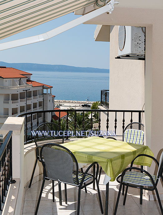 apartments Suzana, Tučepi -