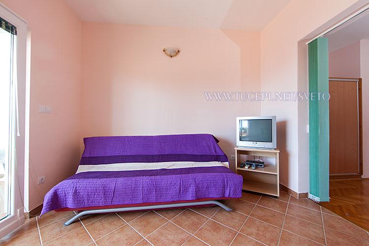 apartments Sveto, Tučepi - living room
