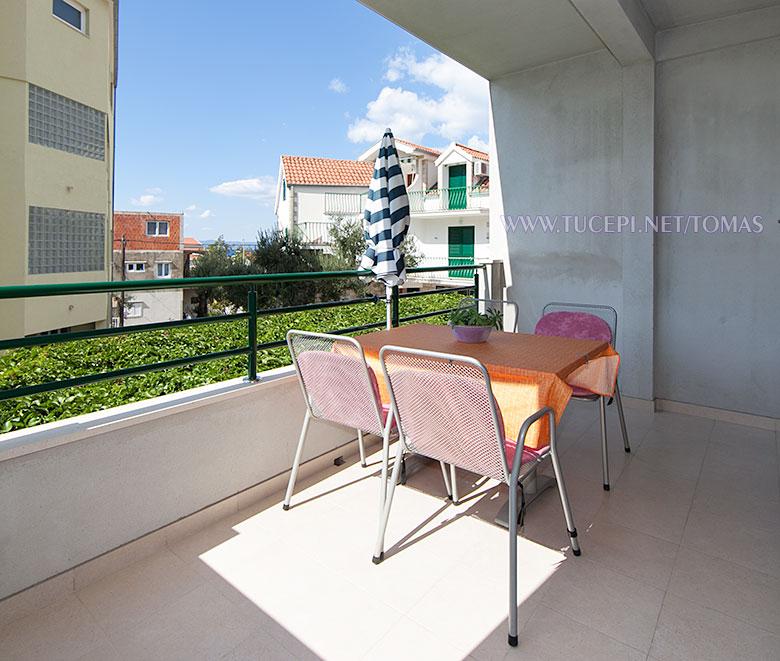 Apartments Tomaš, Tučepi - terrace