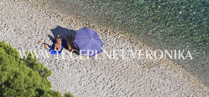 beach Nugal, Tučepi - Makarska