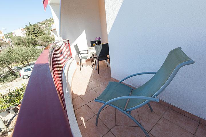 Apartments Vila Nela, Tučepi - balcony