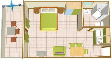 apartment structure