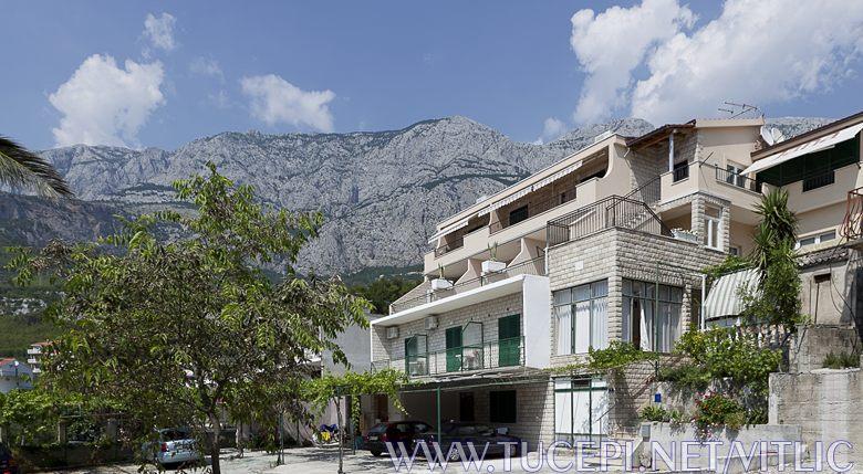apartments Vitlić, Tučepi - house